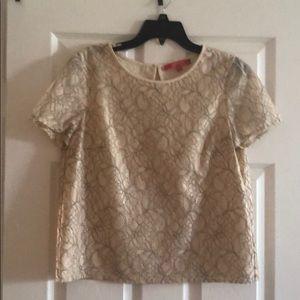 Gorgeous lace blouse!